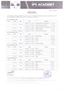 i-mid-semtest-time-table-july-dec-2018