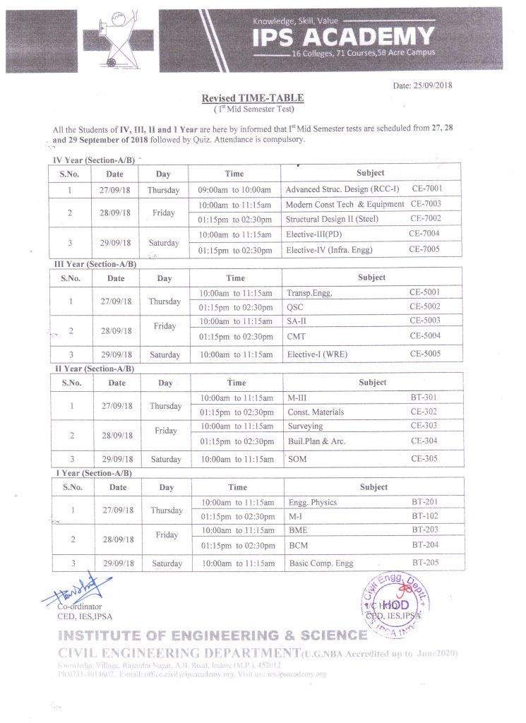 revised-time-table-sep-2018