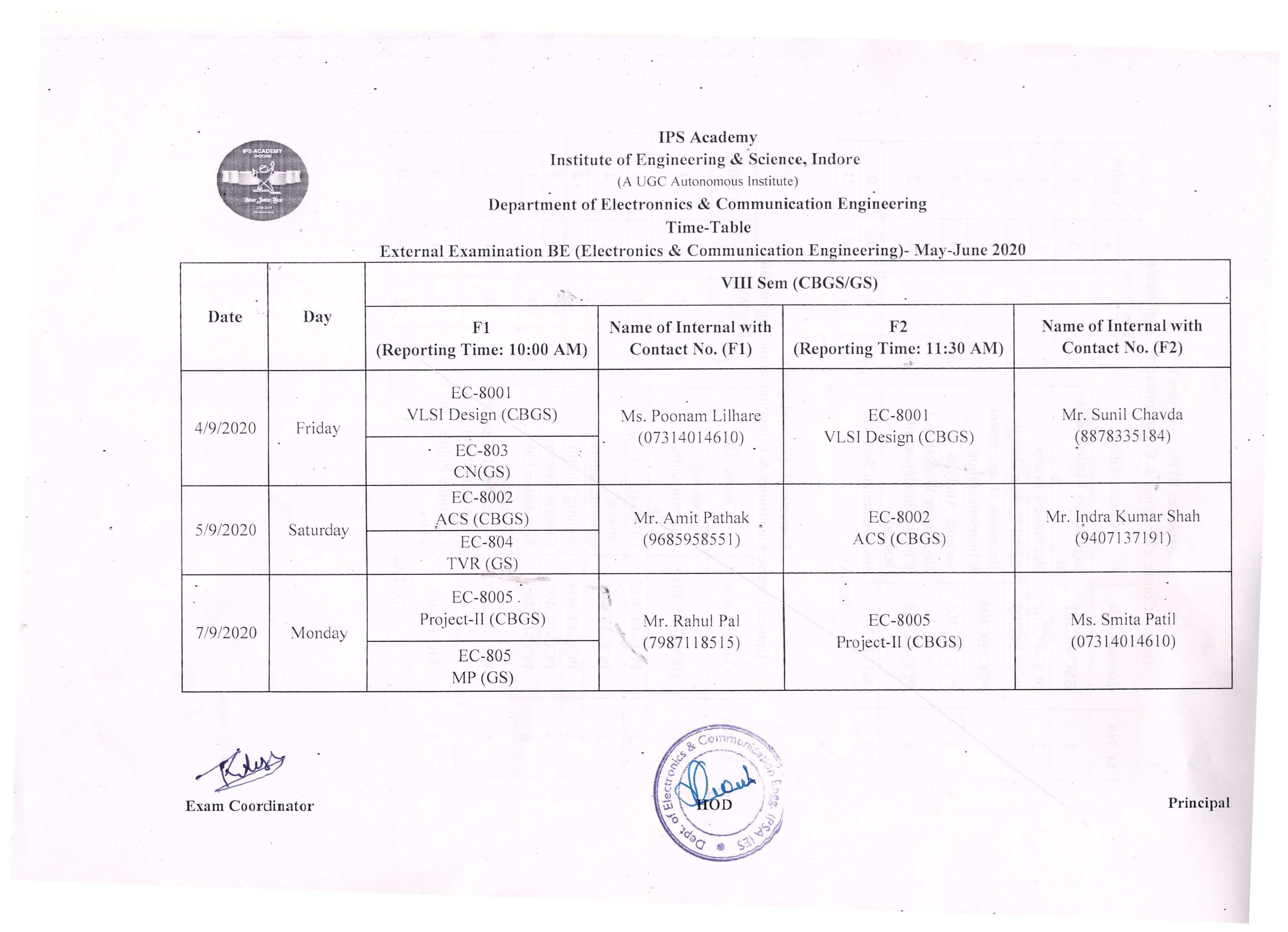 time-table-be-ec-iv-yr-viii-sem