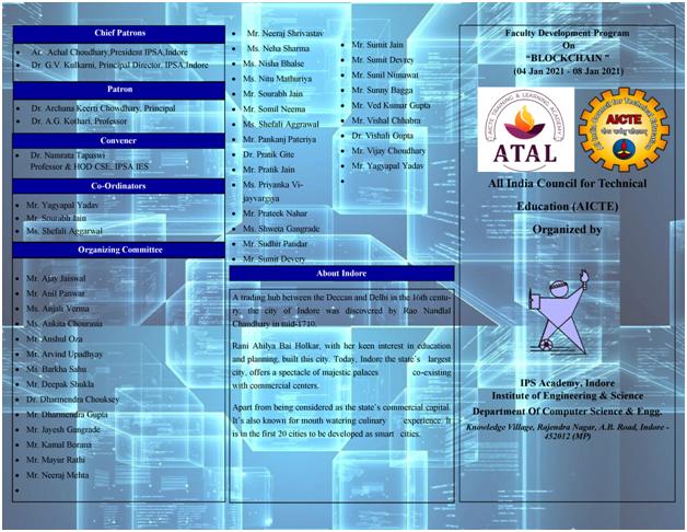 Atal FDP Block Chain 1