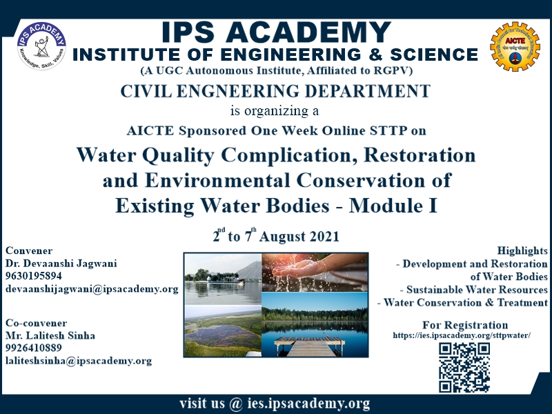 Water STTP Poster